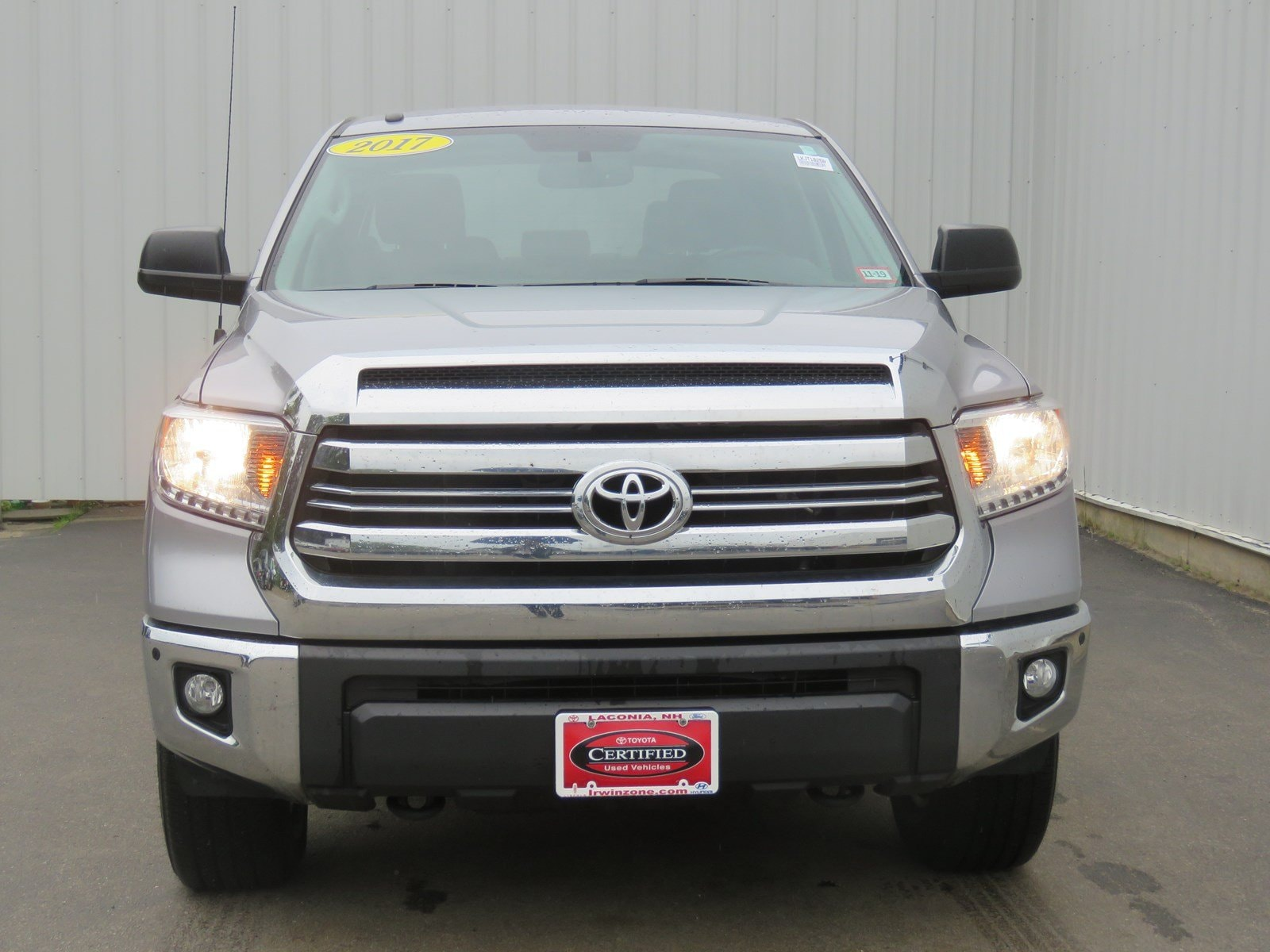 Used 2017 Toyota Tundra For Sale at Irwin Lincoln | VIN