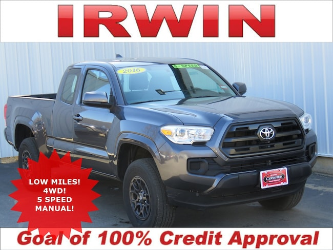 used toyota truck 4 cylinder