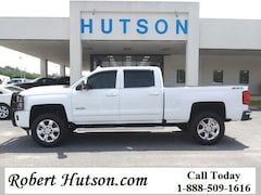 2017 Chevrolet Silverado 2500HD High Country 4WD Truck Crew Cab