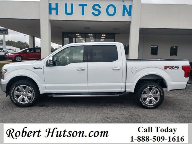 2019 Ford F-150 Lariat 4WD Truck SuperCrew Cab