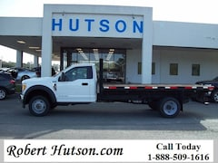 2017 Ford Super Duty F-450 DRW XL 4WD Truck Regular Cab