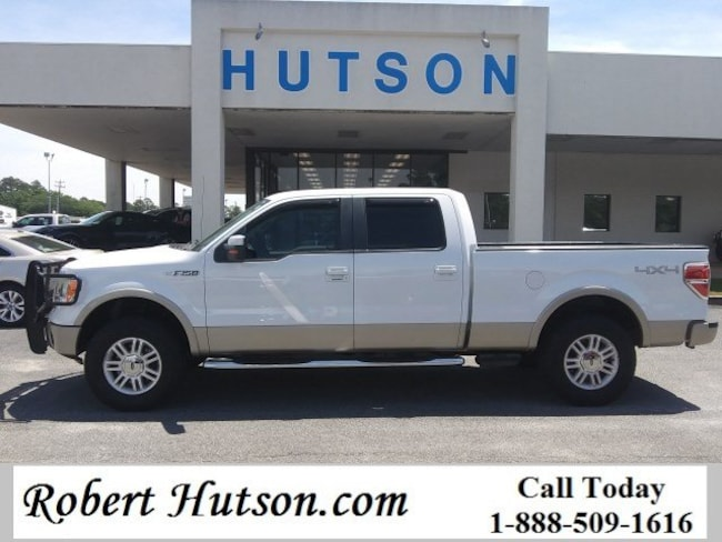 2010 Ford F-150 Lariat 4WD Truck SuperCrew Cab