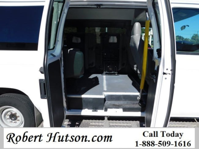 Used 2014 Ford Econoline Cargo Van Handicap/A Commercial RWD For Sale   Moultrie GA