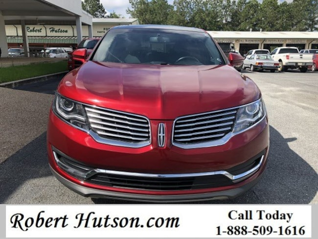Used 2017 Lincoln Mkx For Sale At Roberthutsoncom Vin