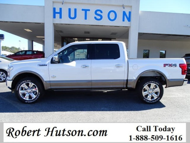 2019 Ford F-150 King Ranch 4WD Truck SuperCrew Cab