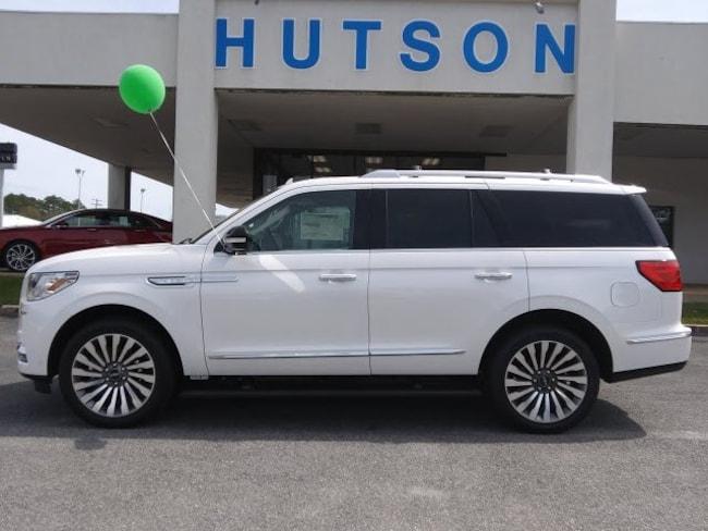 2019 Lincoln Navigator Reserve 4WD SUV