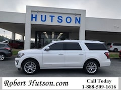2018 Ford Expedition Max Platinum RWD SUV
