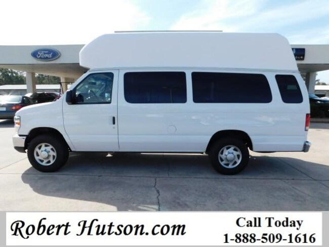 2014 Ford Econoline Cargo Van Handicap/A Commercial RWD Van Extended Cargo Van