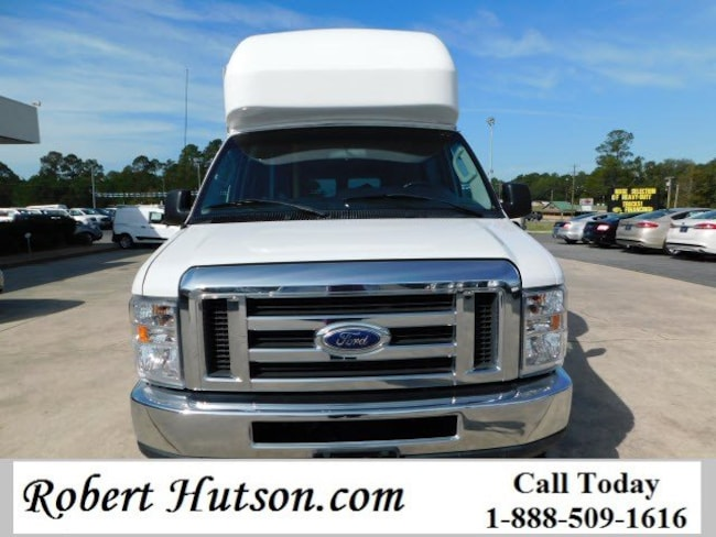 Used 2014 Ford Econoline Cargo Van Handicap/A Commercial RWD For Sale | Moultrie GA