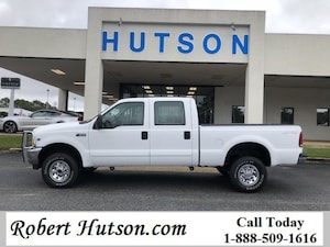 2002 Ford Super Duty F-350 SRW XLT 4WD