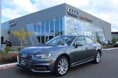 2018 Audi A4 2.0T Tech Premium Sedan