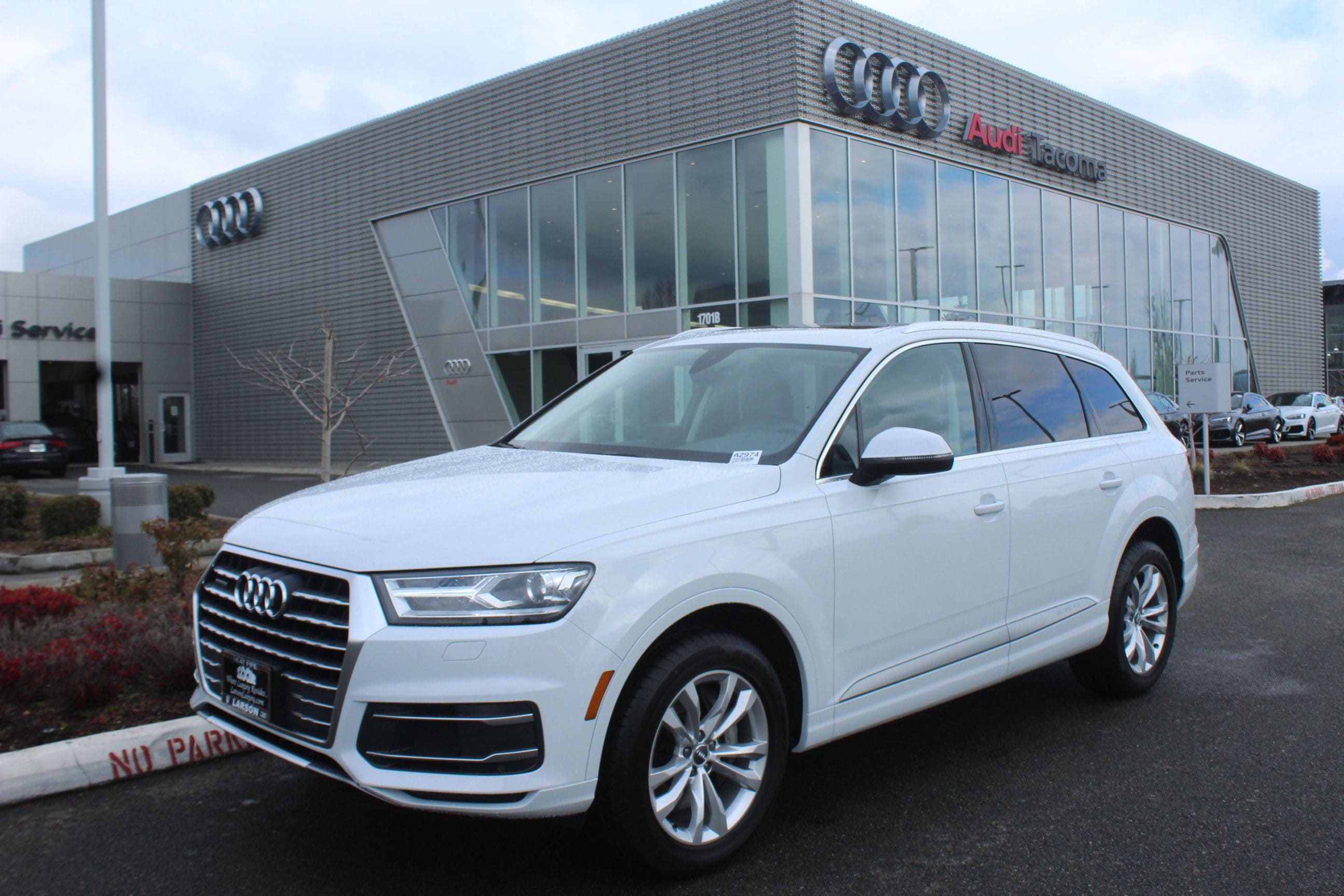 2019 For Sale In Fife Wa Audi Tacoma