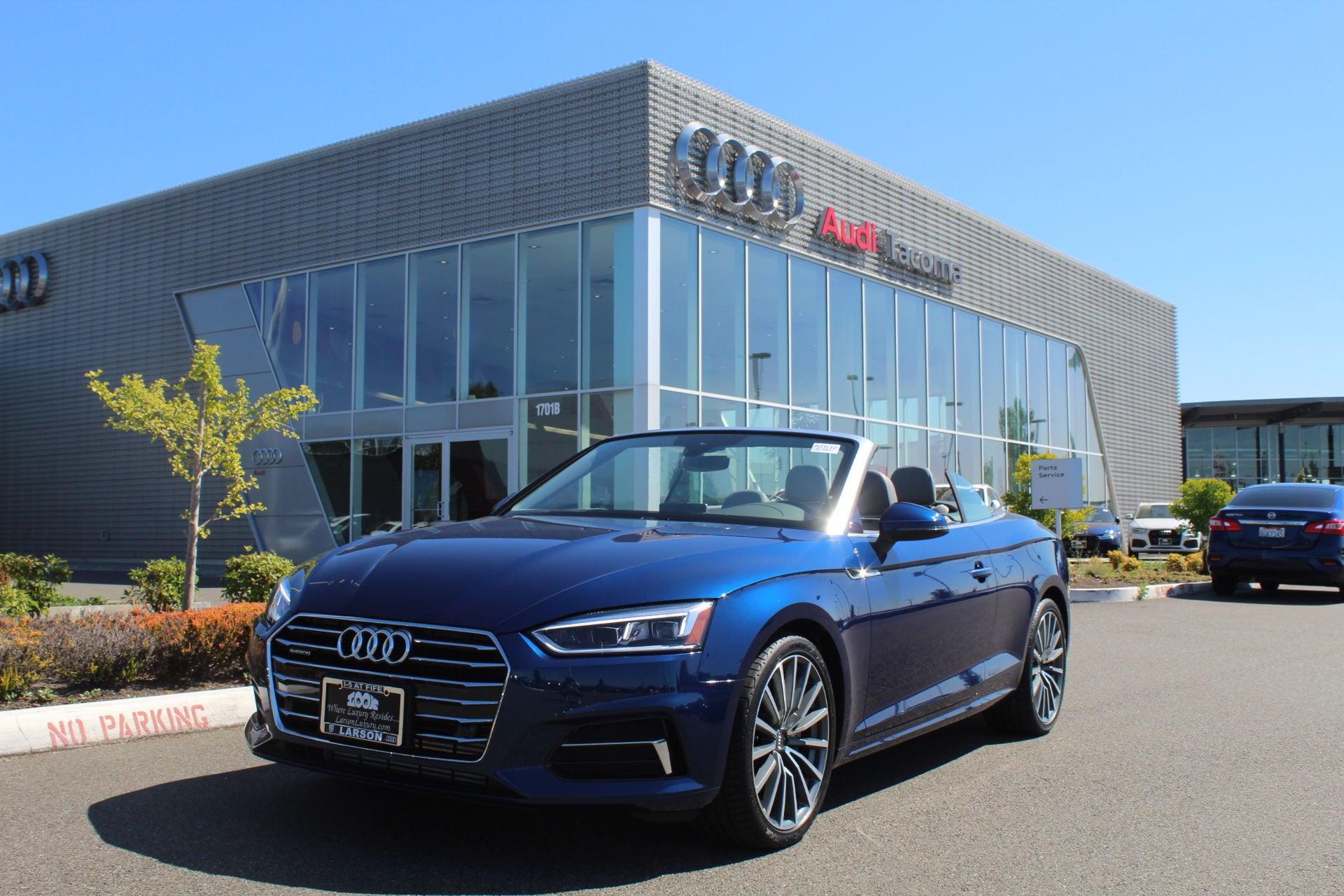 Audi A5 in Fife WA