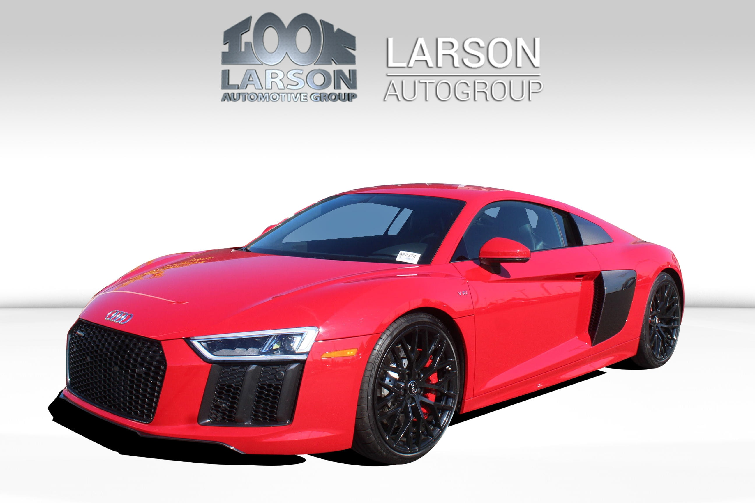2018 Audi R8 Coupe V10 Coupe