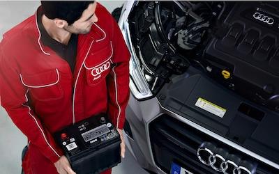 Audi Genuine Battery Purchase