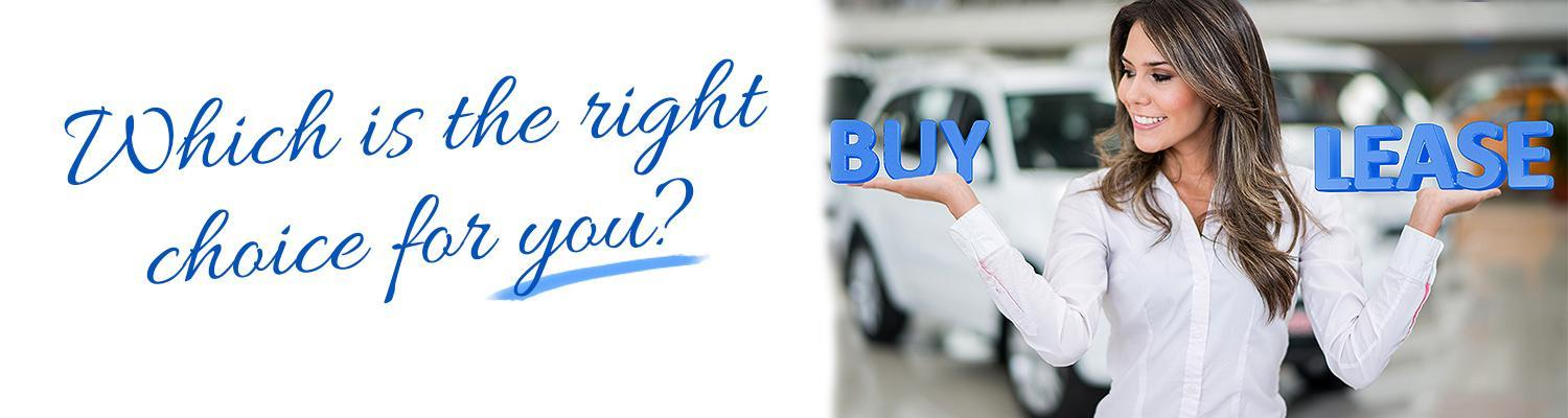 Lease vs Buy Car in Pryor OK