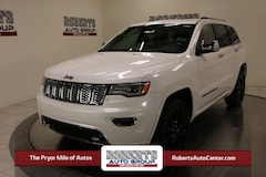 2018 Jeep Grand Cherokee OVERLAND 4X4 Sport Utility
