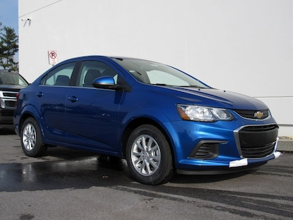 Reedman Toll Chevy >> New 2019 Chevrolet Sonic For Sale At Reedman Toll Auto Group