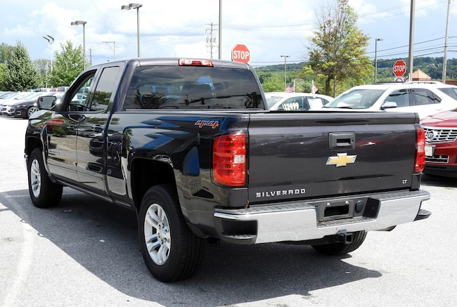 Used 2015 Chevrolet Silverado 1500 For Sale at Reedman ...