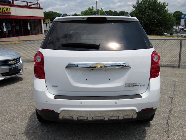 Used 2015 Chevrolet Equinox For Sale at Reedman Toll Auto ...
