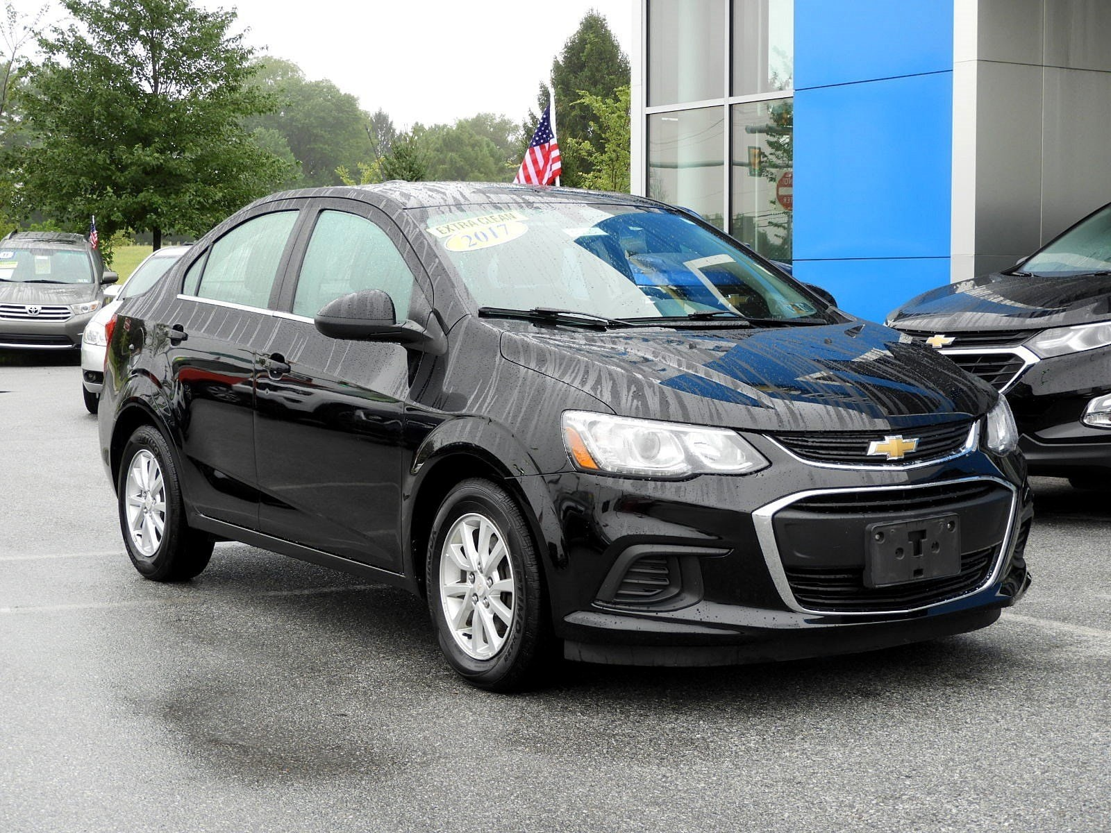 2017 Chevrolet Sonic LT Auto Sedan