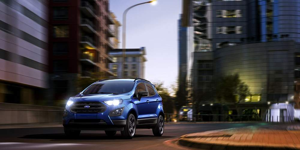 2019 Ford EcoSport in Pryor, OK