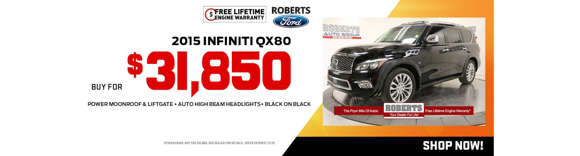 Roberts Auto Group >> Roberts Ford Lincoln Ford Dealership In Pryor Ok