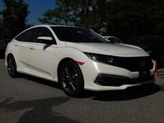 New 2019 Honda Civic EX-L CVT 4dr Car in Downington, PA