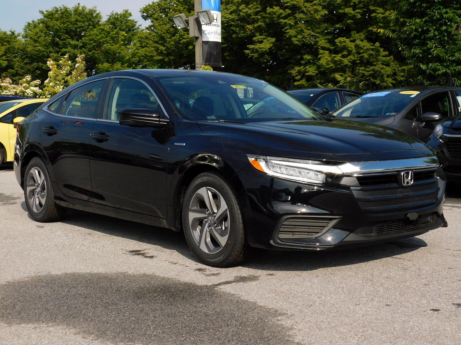 2019 Honda Insight 4dr Car
