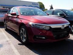 New 2019 Honda Accord EX 1.5T CVT 4dr Car in Downington, PA