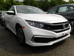 New 2019 Honda Civic LX CVT 2dr Car in Downington, PA