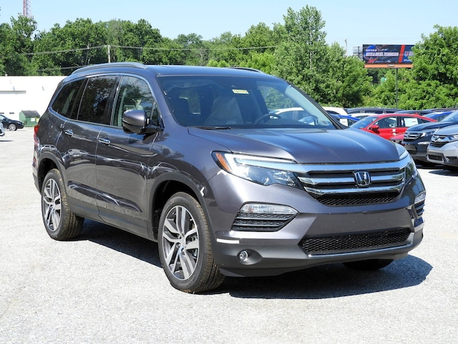 2018 Honda Pilot Touring AWD Sport Utility for sale in Downington, PA at Roberts Honda