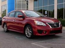 2014 Nissan Sentra SR Sedan
