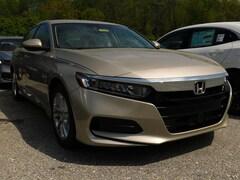 New 2019 Honda Accord LX 1.5T CVT 4dr Car in Downington, PA