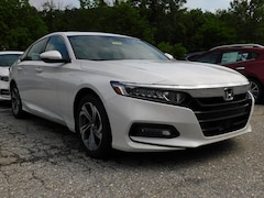 New 2019 Honda Accord EX-L 1.5T CVT 4dr Car in Downington, PA