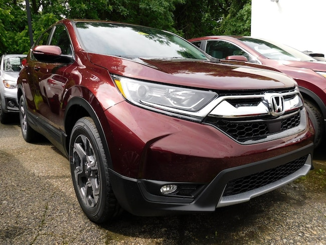 2019 Honda CR-V EX AWD Sport Utility for sale in Downington, PA at Roberts Honda