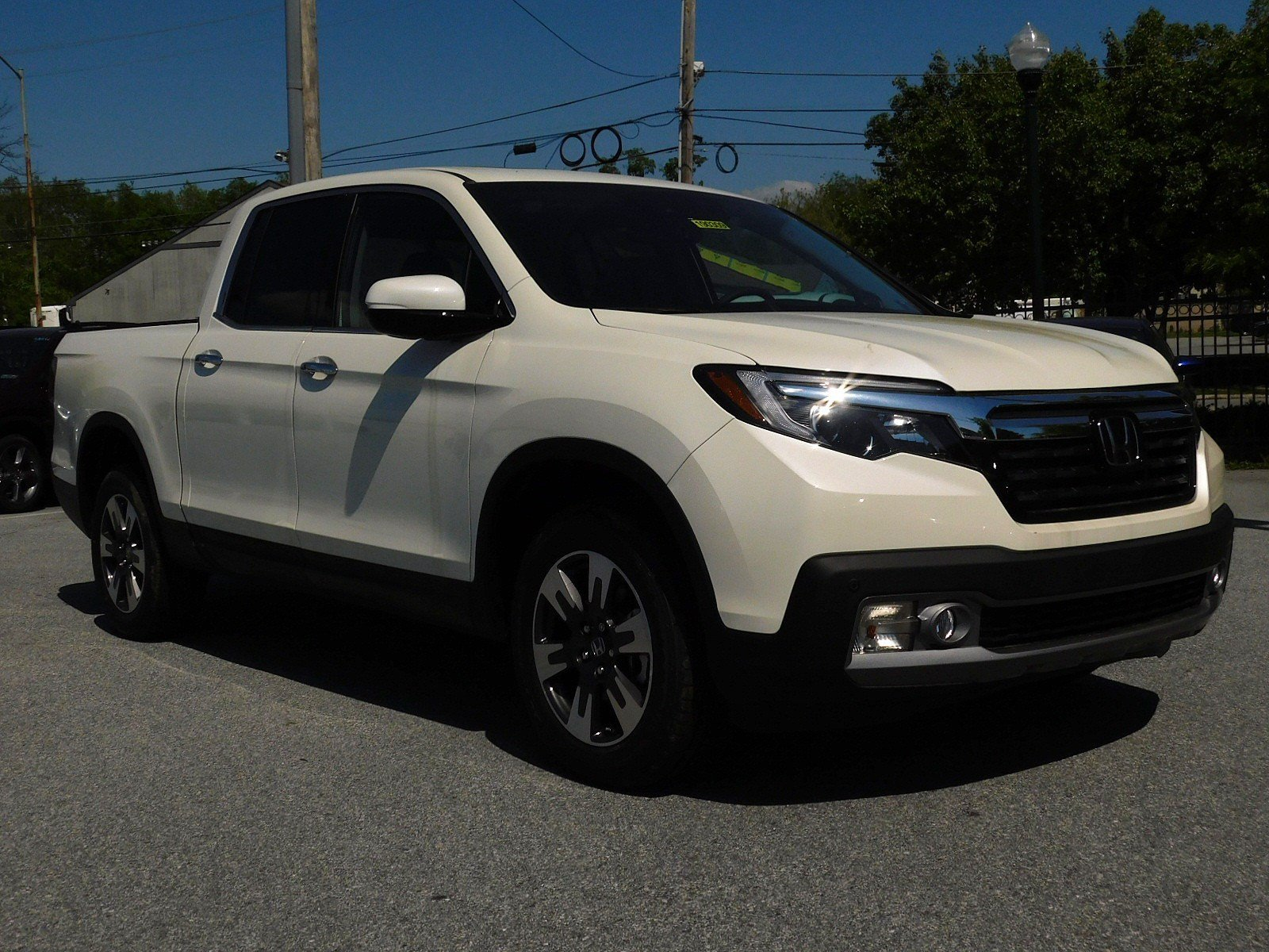 2019 Honda Ridgeline Crew Cab Pickup