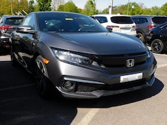 New 2019 Honda Civic Touring CVT 2dr Car in Downington, PA