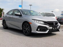 2018 Honda Civic Sport CVT Hatchback