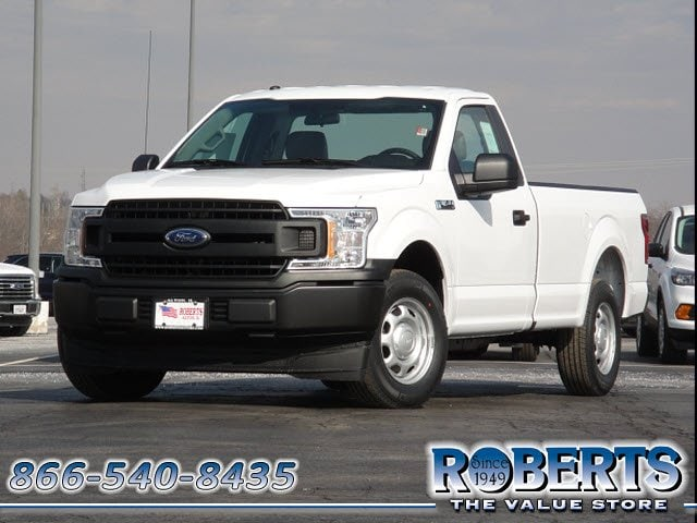 2018 Ford F-150 XLT 2WD Reg Cab 8 Box