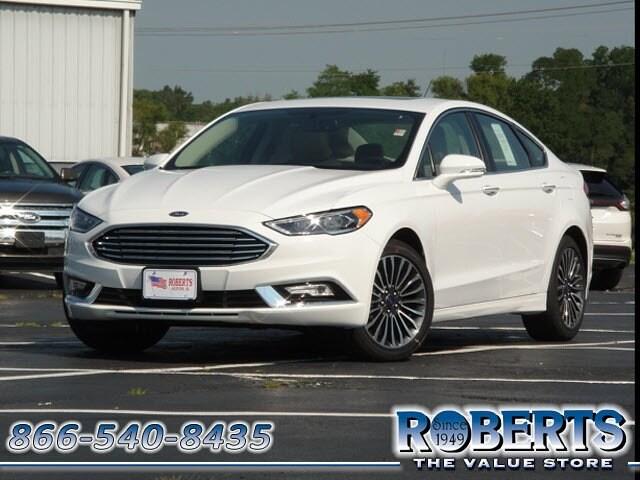 Roberts Motors Inc New Amp Used Ford Dealer Alton Il