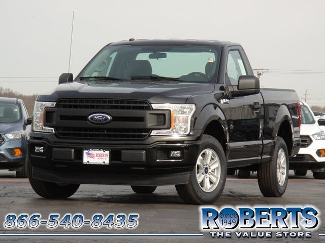 2018 Ford F-150 XL 2WD Reg Cab 6.5 Box