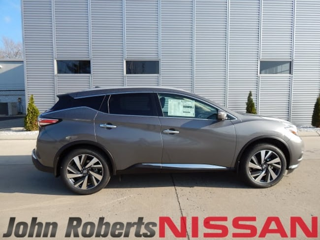 New 2018 Nissan Murano Platinum SUV for sale in Manchester, TN