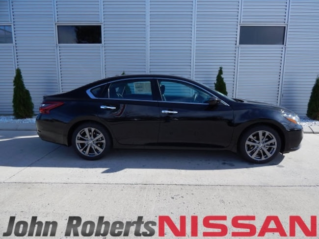 New 2018 Nissan Altima 2.5 SR Sedan for sale in Manchester, TN