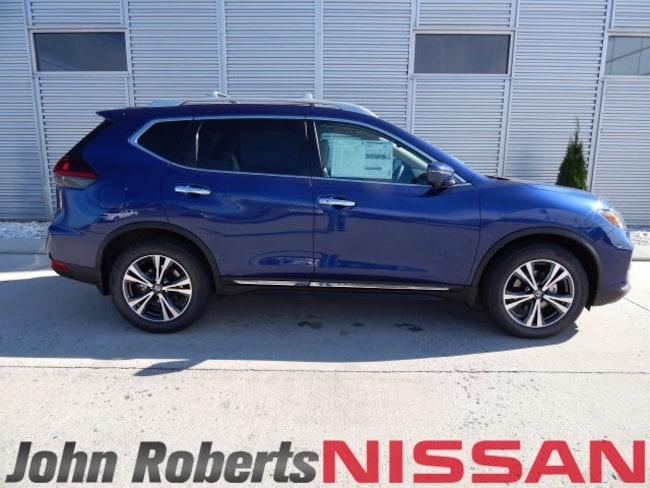 New 2018 Nissan Rogue SL SUV for sale in Manchester, TN