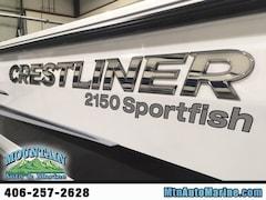2019 Crestliner 2150 Sportfish