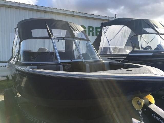 2017 Crestliner Csh175 1750 Super Hawk