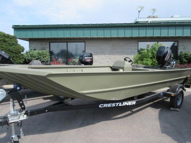 2015 Crestliner Cl1860t