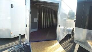 2014 Featherlite 1610V Perfectfit UTL TRL 6.11x20 Cargo V-Nose