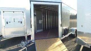 2014 Featherlite 1610 V-Nose 6.11x18 Cargo V-Nose